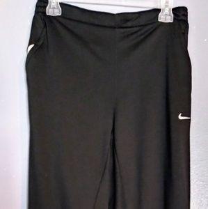 Black Nike work out pants
